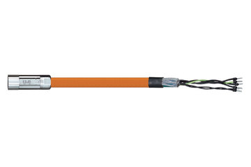 readycable® motorkabel enligt Parker standard iMOK42, baskabel PUR 7,5 x d
