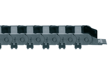 Series 2400, energy chain, openable along the inner radius