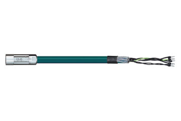 readycable® motorkabel enligt Parker standard iMOK43, baskabel PVC 7,5 x d