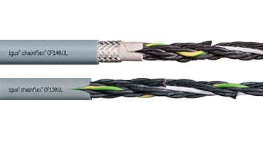 chainflex CF130.UL & CF140.UL cables