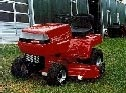 Lawn mowers and garden equipment